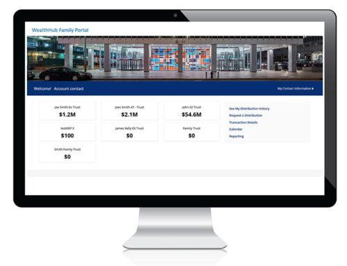 Meet the New Interactive Portal from WealthHub